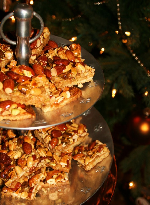 Rustic Nut Bars – Eat. Drink. Smile.