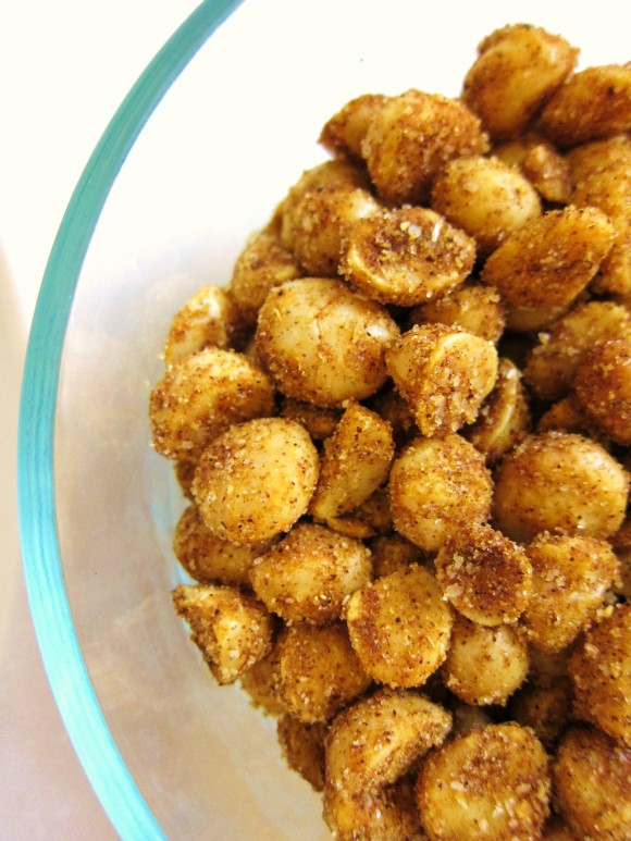 Spiced Macadamia Nuts – Eat  Drink  Smile