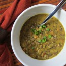 Curried Lentil Soup F