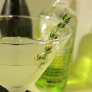 Pear Thyme Sparkler - Copy