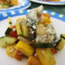 Riffs Panzanella Salad