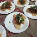 tayst lamb nachos at generous helpings