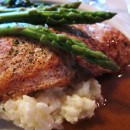 coconut salmon risotto germantown