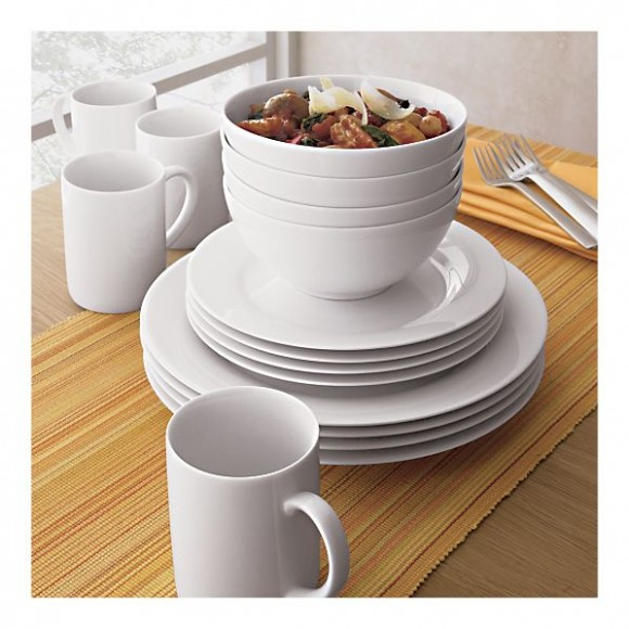 Eat. Drink. Smile. » The Hunt for New Dinnerware