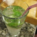 Lemongrass Mint Lemonade