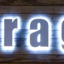Virago signage