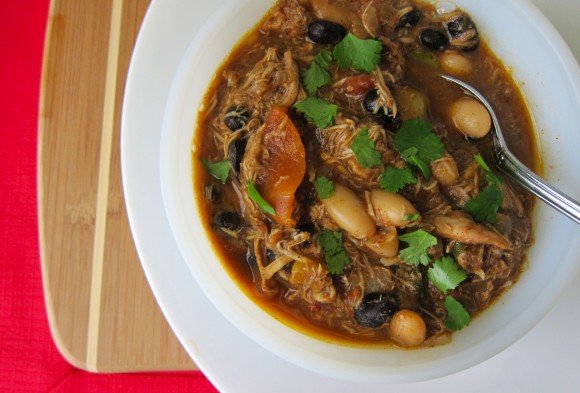 Eat. Drink. Smile. » Thanksgiving Leftovers: Jerk Turkey Chili