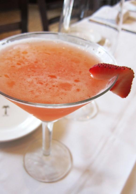Pretty Pink Alcoholic Drinks