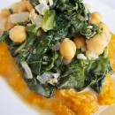 coconut-braised-spinach-and-chickpeas-w-curry-sweet-potatoes