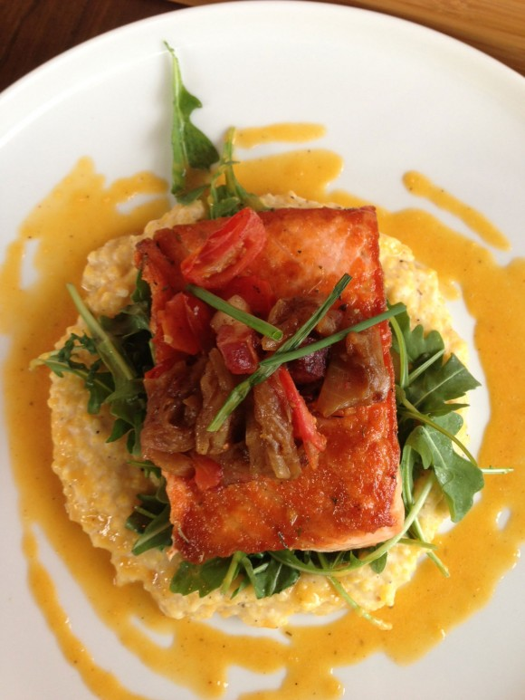 blvd-salmon-and-grits