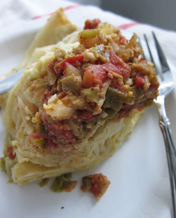 smoked-stuffed-cabbage-wedge