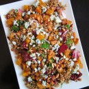 Butternut-Squash-Farro-Radicchio-Blue-Cheese-Salad
