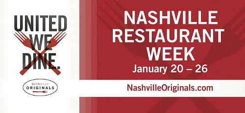 nashville originals restaurant week january 2014