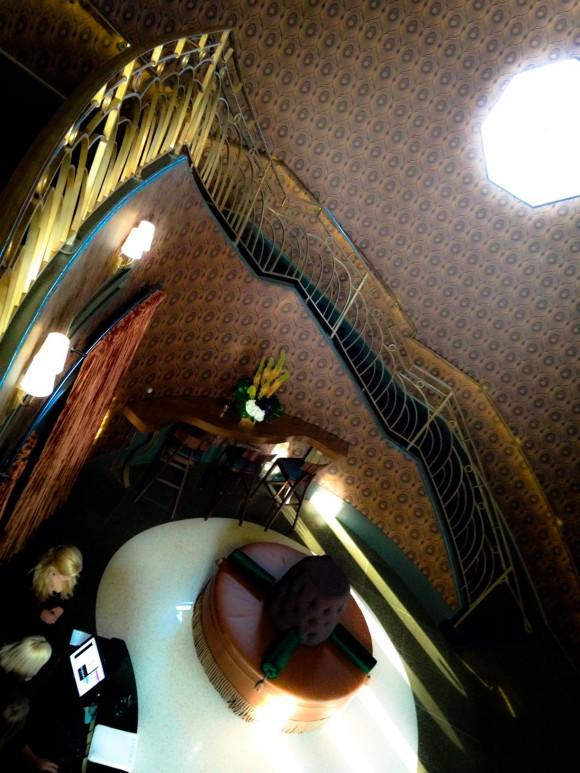 Sinema-Nashville-staircase