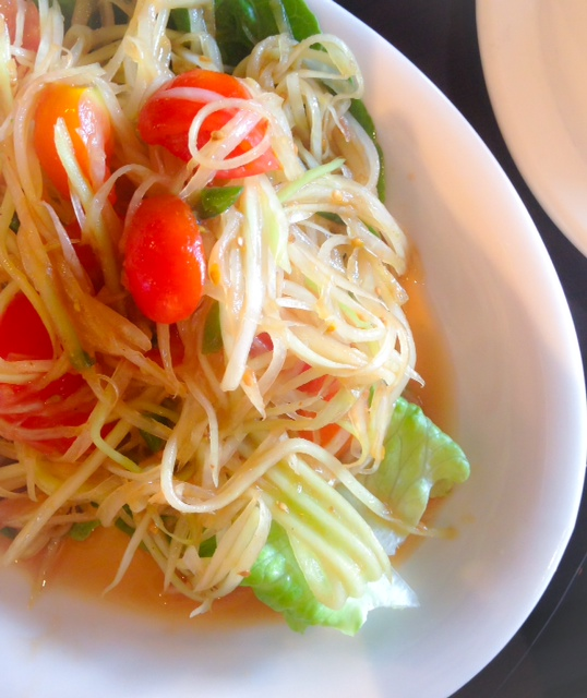 Thai-Esane-Papaya-Salad