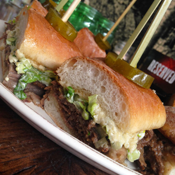 Lunch and Late Night at The Sutler (and a giveaway!) – Eat  Drink
