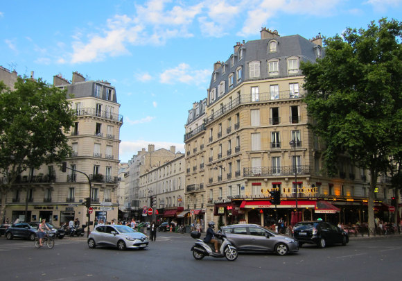 Paris-Streetscape