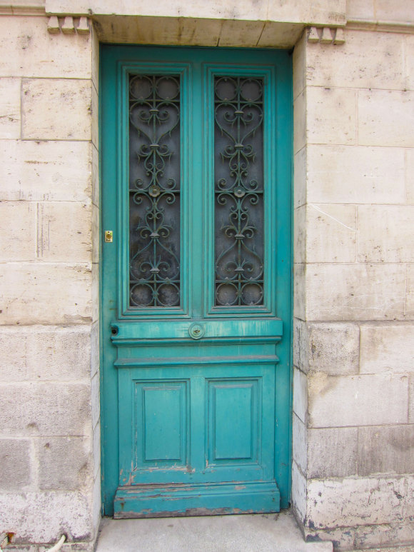 Paris-Verdun-Door